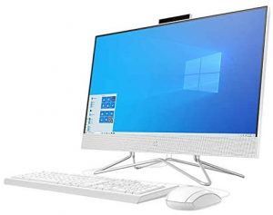 HP 23.8 inch All in One Desktop PC A131