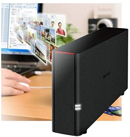 BUFFALO LinkStation 210 6TB NAS A54