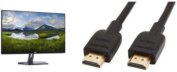 Dell 27 inch Monitor SE2719H A15