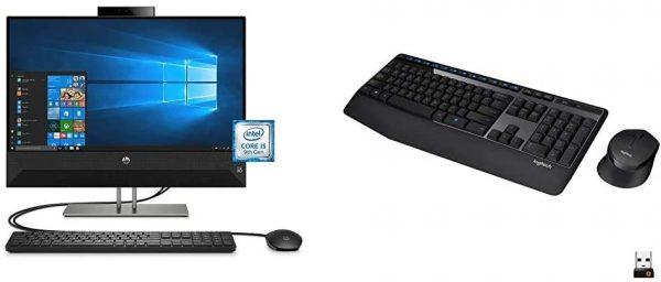 HP 4NN56AA#ABA 24 inch All-in-One PC A113