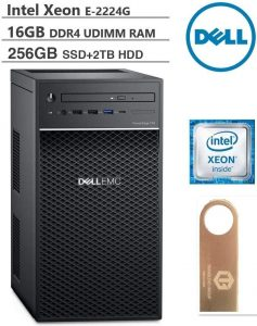 Dell PowerEdge T40 Server E-2224G A2