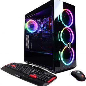 CYBERPOWERPC Xtreme VR Gaming PC A242