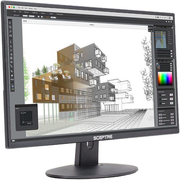 Sceptre E275W-19203R 27 inch Monitor A21