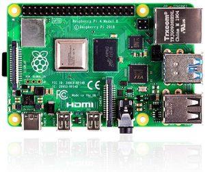 Raspberry Pi 4 Model B A252