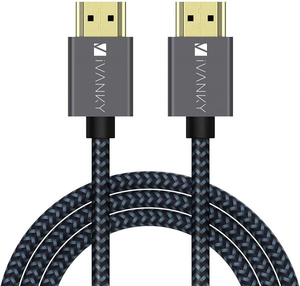 iVANKY HDMI cable 4k 10ft