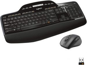 MK735 Wireless Keyboard Mouse Combo A269