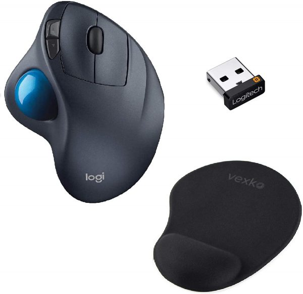 Wireless Trackball Mouse A277