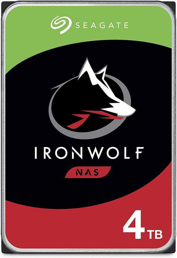 IronWolf 4TB NAS Internal Hard Drive A263