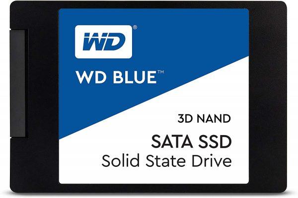 WD 500GB Internal PC SSD A265