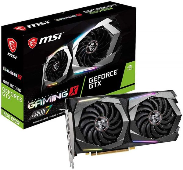 Gaming GTX 1660 VR Ready OC Graphics Card A287