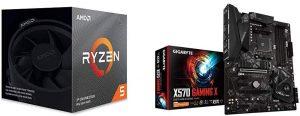 Ryzen 5 3600X CPU X570 Motherboard A298
