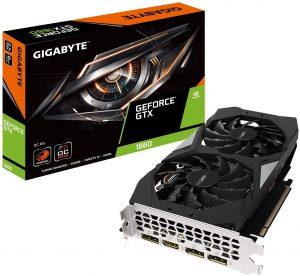GeForce GTX 1660 OC 6G Graphics Card A281