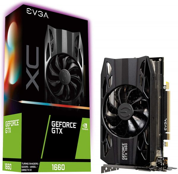 GTX 1660 XC Gaming Graphics Card A279